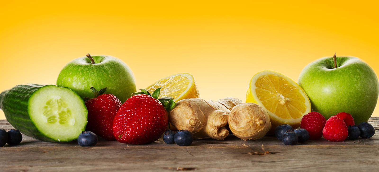 Alimentos que melhoram a imunidade