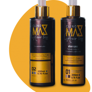 Kit Clinomax Hair Liss